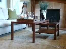 coffee table ikea glass