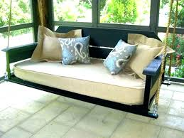 hanging daybed swing. Modren Hanging Hanging Day Bed Plans For Porch Swing Daybeds Daybed Patio  Beds Gallery Of To Hanging Daybed Swing I