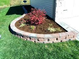 landscaping bricks for edging garden