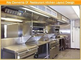 Fast Food Restaurant Kitchen Design