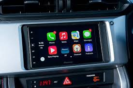 pioneer avh 2330nex. pioneer brings in car play and android auto to almost all cars avh 2330nex