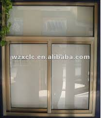 office sliding window. Powder Coated Office Or Home Sliding Window