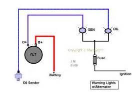 wiring diagram alternator warning light wiring alternator charge light wiring diagram images wire delco remy on wiring diagram alternator warning light