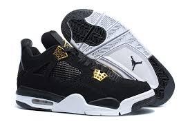 jordan shoes retro 4. 2017-cheap-air-jordan-4-royalty-black-metallic- jordan shoes retro 4