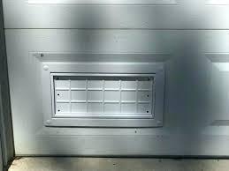 garage door vent with screen garage door ventilation garage door vent with screen ventilation amazing fresh garage door vent with screen