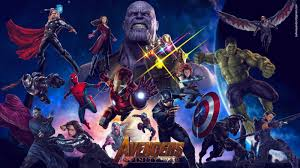 Avengers Infinity War Avengers Infinity War 1 2 Fondo