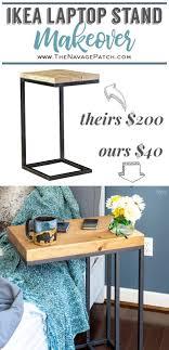 Ikea beistelltisch preise vergleichen und günstig kaufen bei idealo.de 19 produkte große auswahl an marken bewertungen & testberichte. Ikea Laptop Stand Hack The Navage Patch