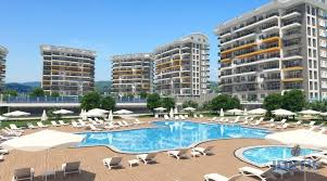 siberland olive garden in avsallar 2355 apartments
