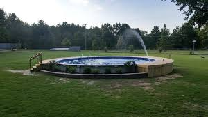above ground pool fountain above ground pool intex above ground pool fountains