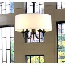 how to replace a chandelier 5 light white fabric inch black finish chandelier to replace replace