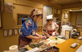 Sushi Cook Pioneering Sushi Chef Yuki Chizui Is Cutting Away At Japans