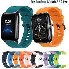 Thích hợp cho Realme Watch 2/2 pro vòng đeo tay thông minh WirstStrap Thích  hợp cho dây đeo tay Realme Watch S / pro
