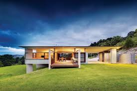concrete house plans modern modern house