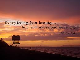 Everything Has Beauty Quotes Best Of Everything Has Beauty But Not Everyone Sees It Confucius