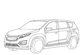 Mini cooper van coloring pages photo 17