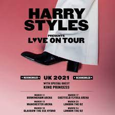Official announcement from Harry Styles ...