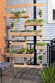 diy projects create a diy outdoor living wall vertical garden planter via dremel weekends