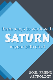 Career Birth Chart Three Ways To Work With Saturn Career Astrology Birth