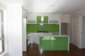 contemporary lime green lacquered kitchen cabinets with white solid contemporary lime green lacquered kitchen cabinets with white solid