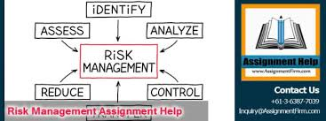 risk management assignment help in now online  risk management assignment help