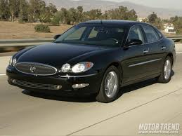 2005 Buick LaCrosse - Information and photos - ZombieDrive