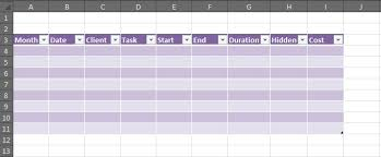 how to make a timesheet in excel how to create a working timesheet in excel part 2 outofhoursadmin