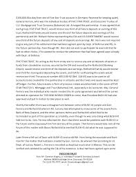 five star trust letter to president obama   2