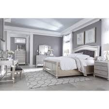 white king bedroom sets. Coralayne King Bedroom Group By Signature Design Ashley White Sets