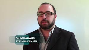 Online Video Conversations: AJ McGowan, Unicorn Media (now Brightcove) -  YouTube