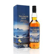 talisker skye whisky gift box