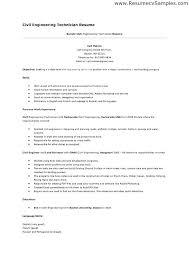Sample Engineering Resumes – Creer.pro