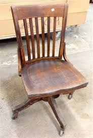 vintage wooden office chair. vintage wooden office chair unique swivel rolling desk with a