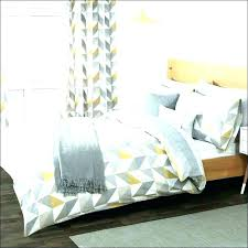 luxury yellow and gray bedding home design yellow and grey bedding and curtains