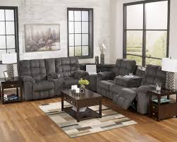 Furniture fortable Gray Recliner By Ashley Furniture Austin