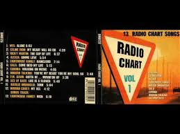 Various Cd Compilation Radio Chart Vol 1 Natalie Imbruglia Torn Dance Mix 1998