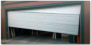garage door off trackOff Track Garage Door  Garage Door Repair  Services Weston FL