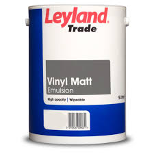 Leyland Emulsion Colour Chart Leyland Vinyl Matt Tinted Colour