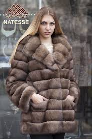 russian sable fur coat angelina