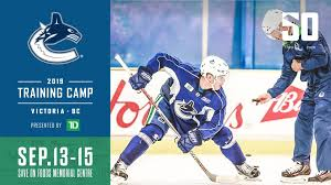 Save On Foods Memorial Centre Victoria Seating Chart Canucks Announce Training Camp Details