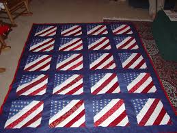 Patriotic Quilt Patterns Inspiration Patriotic Quilt Quilt Ideas Pinte