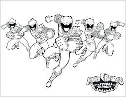 Power Ranger Coloring Sheet Uticureinfo