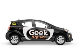 Geek Squad switches to Toyota Prius C hybrids from VW Beetles