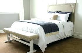 grey bedroom bench amazing gray and white upholstered regarding velvet grey bedroom bench good gray white