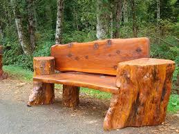 Tree Stump Seats Tree Stump Benches 120 Comfort Design With Tree Trunk Bench Seat