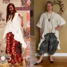 Tina Givens Designs Tina Givens Luella Tunic And Pants Pattern Sewn By Robyn