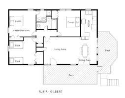 office room plan. Home Architecture One Story House Plans With Open Floor Single Bonus Room Plan D Building For Office