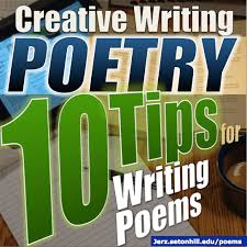 poetry writing hacks 10 tips on how to