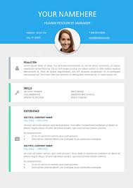 Modern Resume Format Delectable Le Marais Free Modern Resume Template For Word DOCX Modern