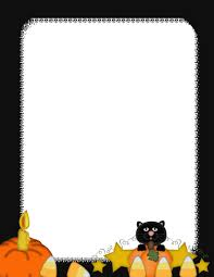 free halloween stationery templates 28 images of halloween stationery border template crazybiker net