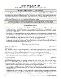 Nutrition Resume Writing Service | Ihirenutrition